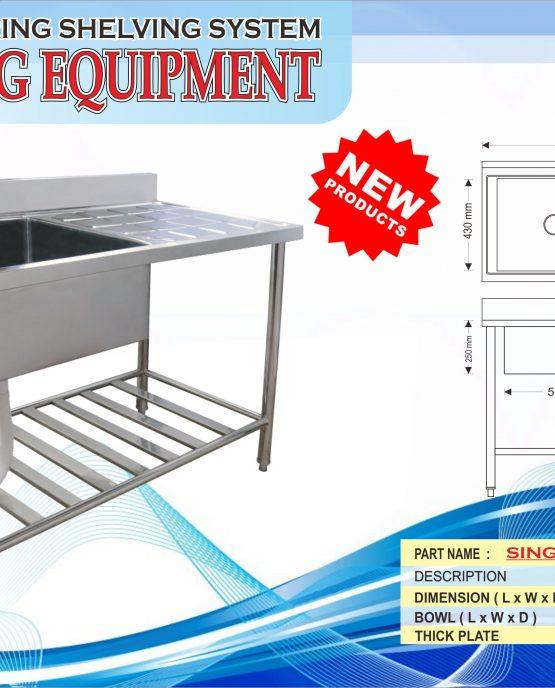equipment sink