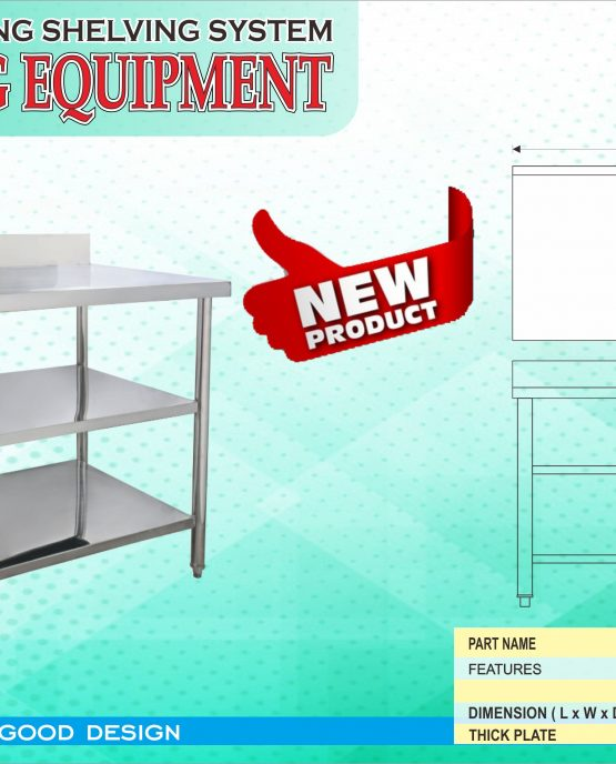 working table equipment series2